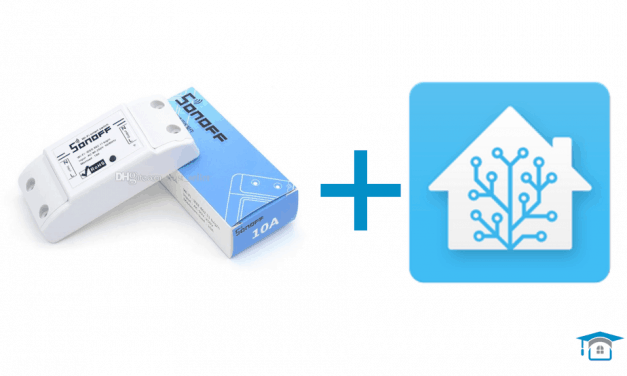 Sonoff and Home Assistant (Best $5 light automation)