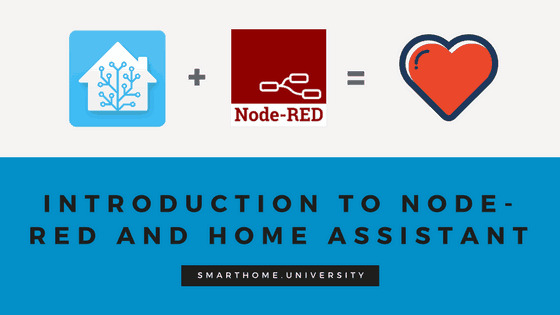 Node-RED and Home Assistant (YAML or Not To YAML)